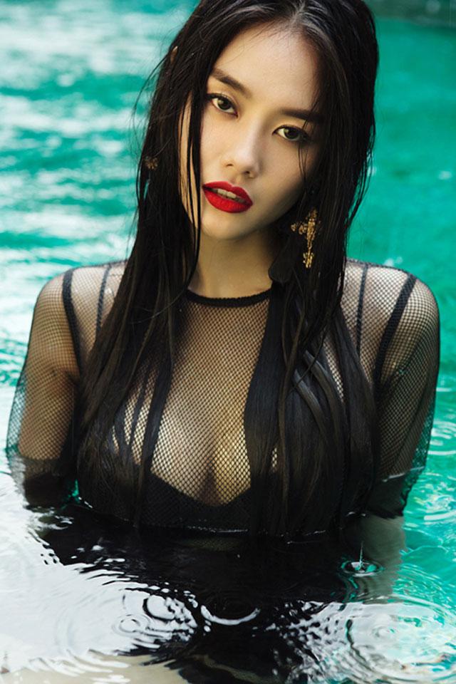 Á hậu Linh Chi