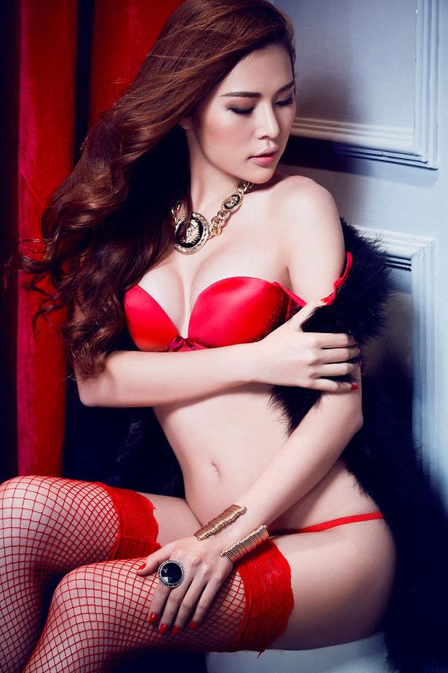 Miss Bikini Kim Yến