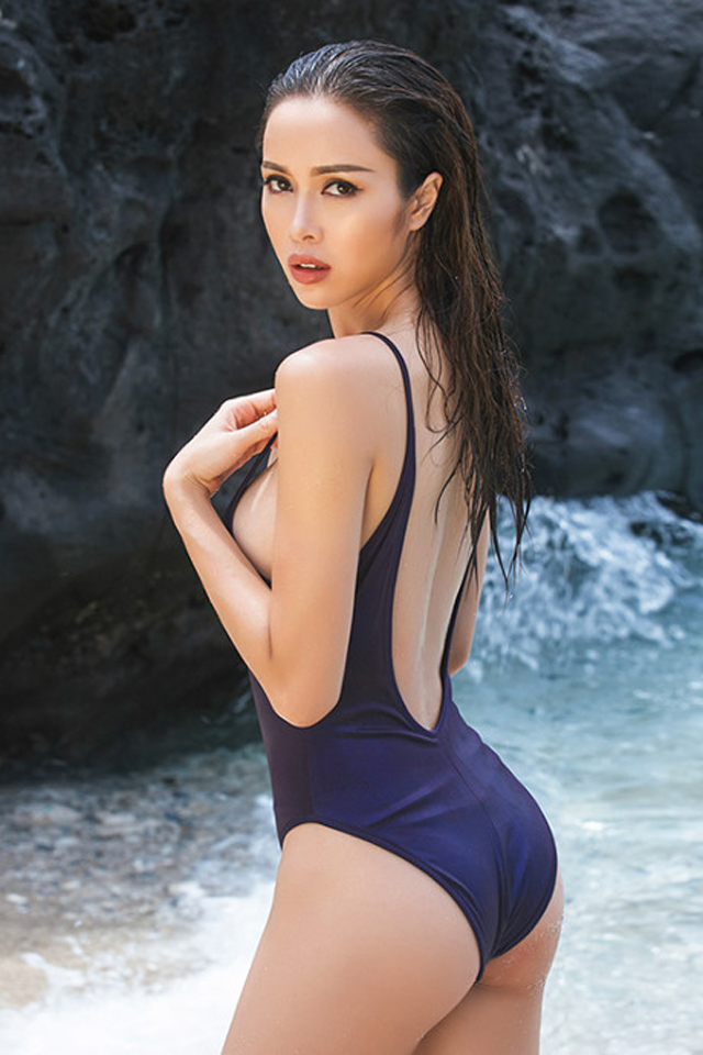 Hoa hậu Vũ Ngọc Anh