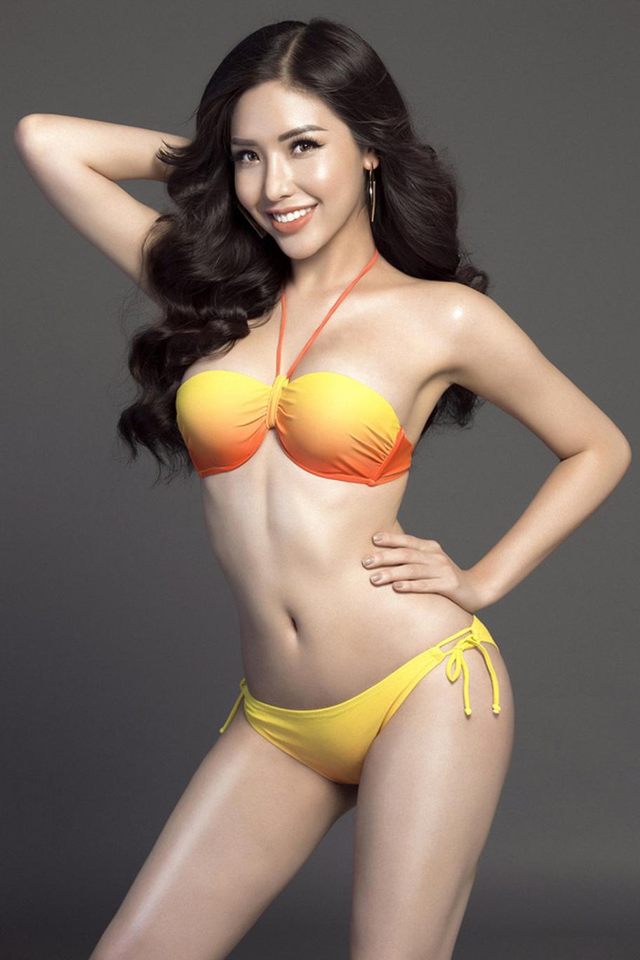 Á hậu Khánh Phương