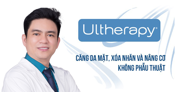 Ultherapy nâng cơ trẻ hóa da